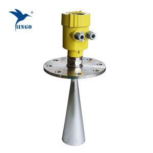 Transmetteur de niveau radar 30m 26GHz pour particules solides en poudre