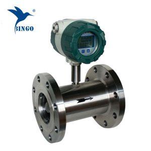 Capteur de débitmètre à turbine à eau 4-20mA
