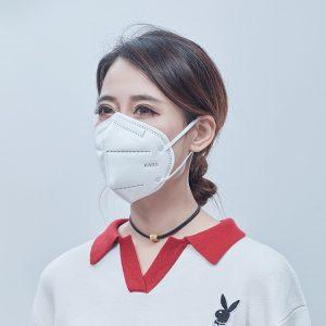 masque respiratoire jetable résistant aux gouttelettes n95