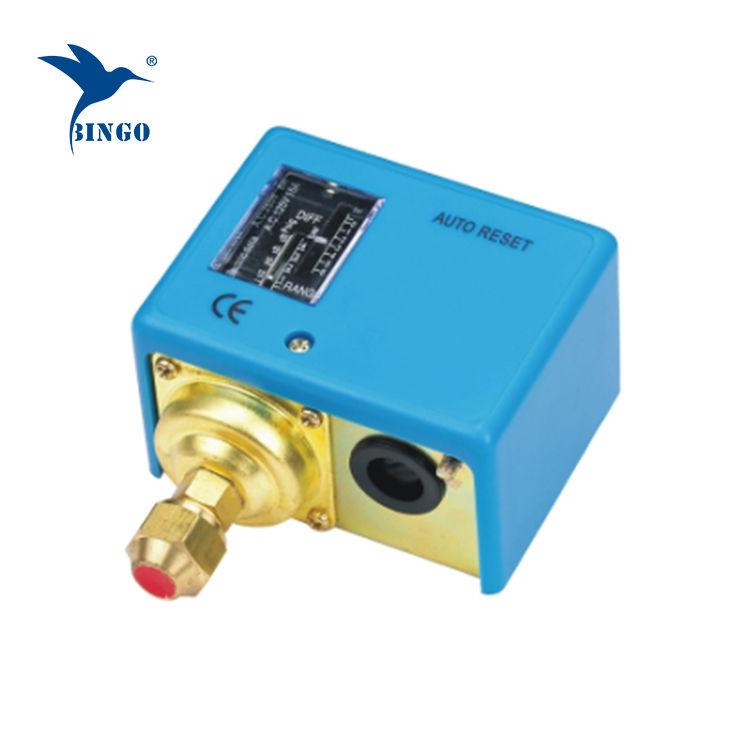 Pressostat réglable pour gaz de réfrigération