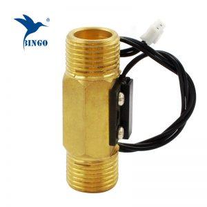 DN15 mâle magnétique laiton interrupteur de débit d'eau