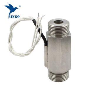 DN25 300V interrupteur de débit magnétique en acier inoxydable pour chauffe-eau