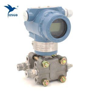capteur de pression différentielle pour air gaz liquide