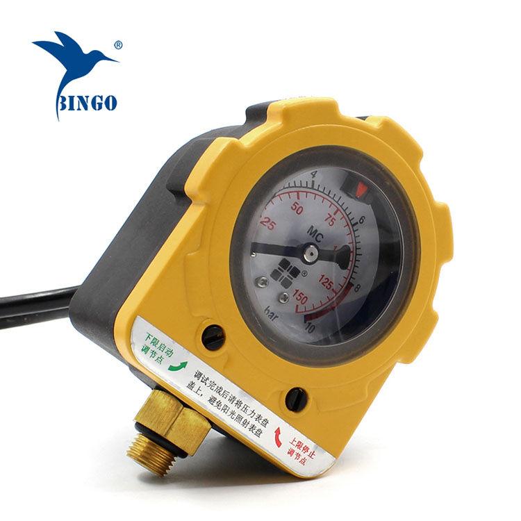 Commutateur de pression intelligent de la pompe à eau numérique ON OFF 220V