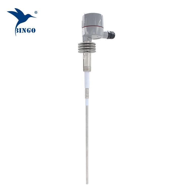 Détecteur de niveau RF haute température avec Al. boîte de jonction en alliage