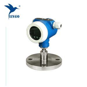 Transmetteur de pression industriel intelligent 316l à bride et à membrane