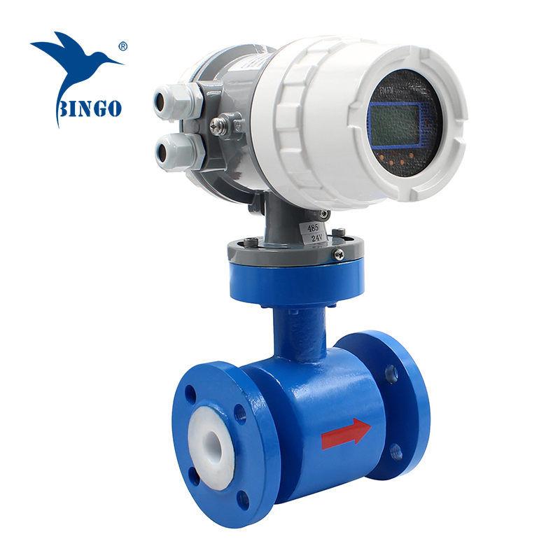 Capteur de débit liquide intelligent de haute précision