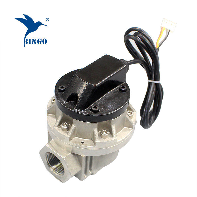Oval Gear Flow Meter Sensor