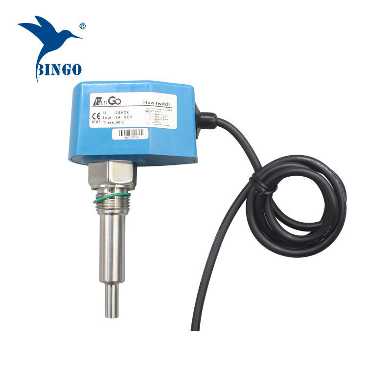 PBT Material Air Magnetic Flow Switch sensor