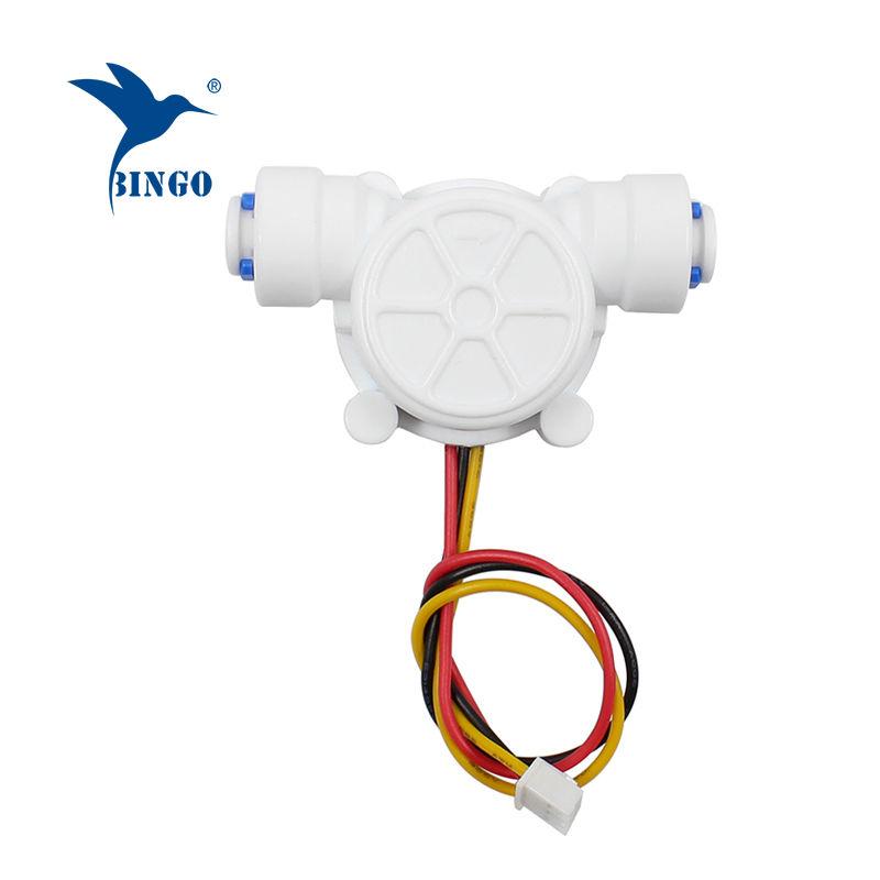 / min Capteur de débit d'eau
