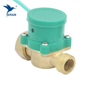 Commutateur de débit de pompe de surpression de tuyau pour l'eau