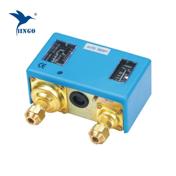 Pressostat de contrôleur de pression pour la réfrigération