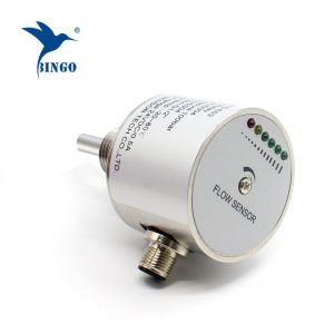 interrupteur de débit d'air de commutateur de débit d'eau thermale en acier inoxydable de haute précision