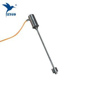 Transmetteur de niveau magnétostrictif en acier inoxydable antidéflagrant