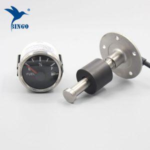 Indicateur de réservoir à carburant en acier inoxydable
