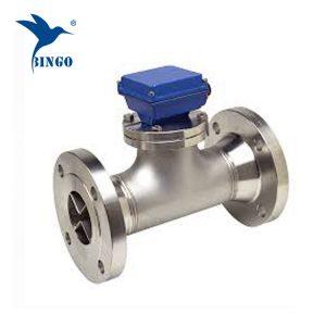 capteur de débitmètre d'eau à turbine numérique fileté
