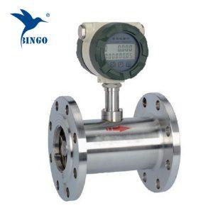 débitmètre de consommation de carburant en acier inoxydable / débitmètre de carburant diesel