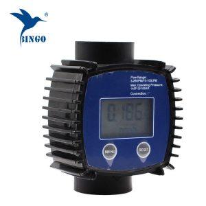 débitmètre d'eau (débitmètre numérique à turbine T, débitmètre à turbine numérique)