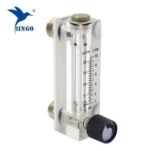 Débitmètre d'eau avec flotteur SUS304