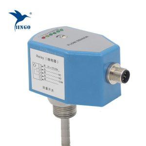 """nouveau produit Capteur / débitmètre électronique à capteur de débit thermique 1/2 """"pour eau, huile et air"""