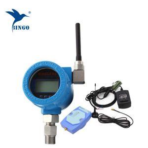 transmetteur de pression sans fil de tuyau d'huile d'huile extérieur de haute précision