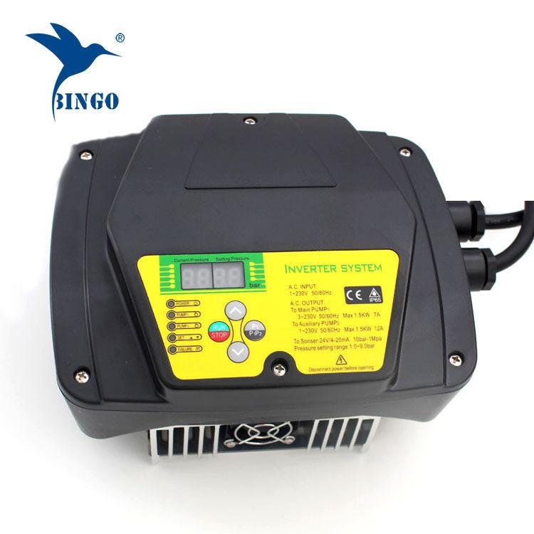 Contrôleur intelligent d'onduleur de pression de pompe à eau