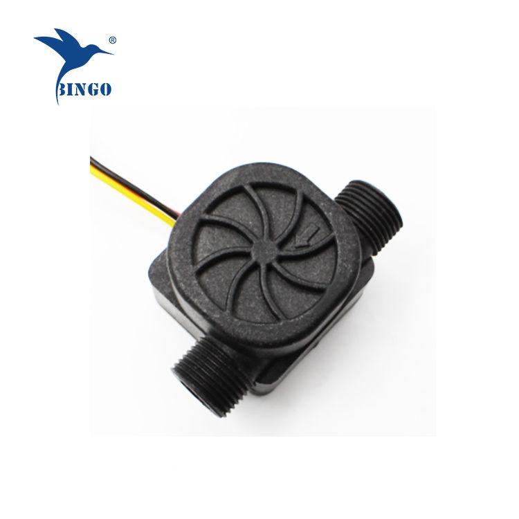 impulsion DN15 capteur de débit d'eau