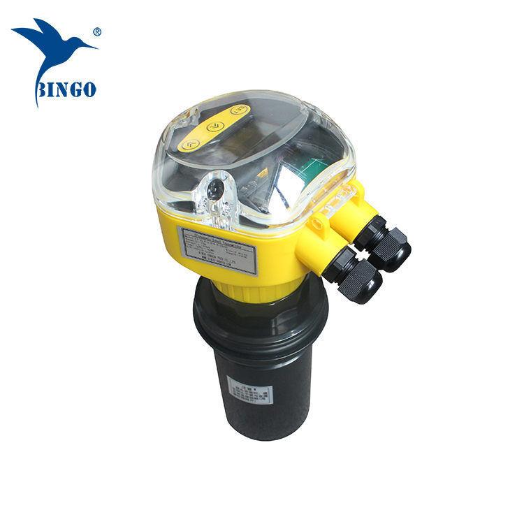 capteur de niveau d'eau à ultrasons avec écran LCD